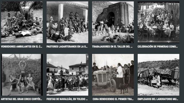 FOTOS | Un viaje al pasado con el Archivo de la Imagen de CLM