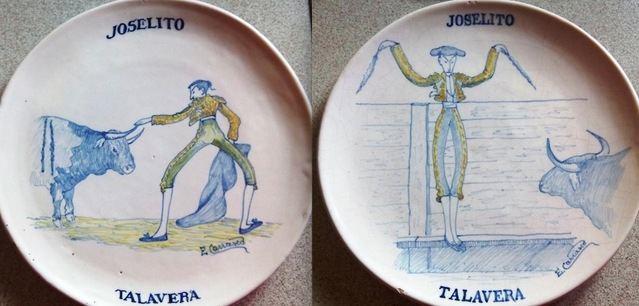 CULTURA | Joselito en la cerámica talaverana