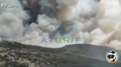 VÍDEO | Se complica el incendio en el Valle del Jerte