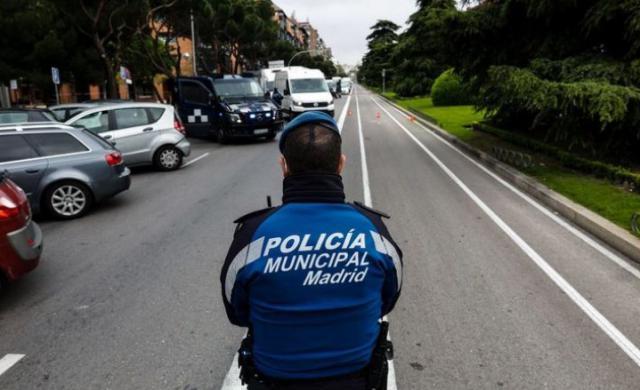 Policía Local Madrid | Europa Press