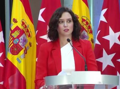 COVID-19   Ayuso no descarta ampliar las restricciones de movilidad a todas la región de Madrid