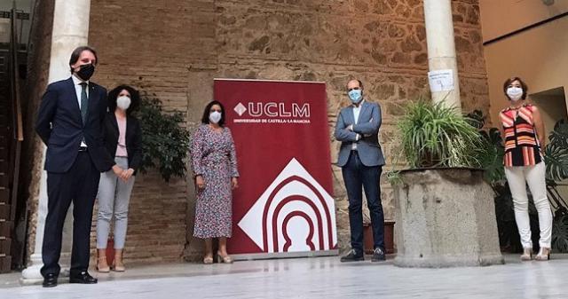 REGIÓN | Fundación Eurocaja Rural inaugura el VI Máster en Negocios Internacionales de la UCLM