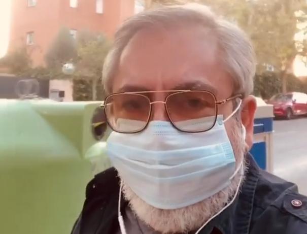 VIDEO | Las increíbles palabras del actor David V. Muro que te harán reflexionar