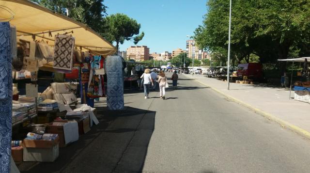TALAVERA | Cortes de tráfico por la manifestación para pedir la apertura de los mercadillos