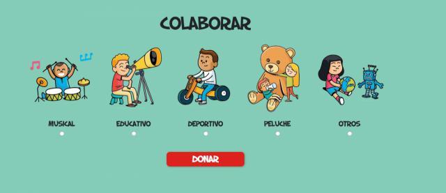 SOLIDARIDAD | Cruz Roja necesita juguetes para 50.000 niños y niñas