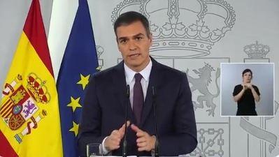 ESPAÑA | Pedro Sánchez alerta de que la situación es