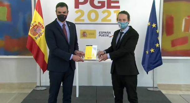 ESPAÑA | El Gobierno subirá el IRPF para rentas más altas, el impuesto de patrimonio y sociedades