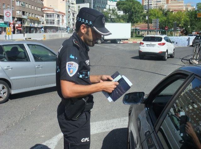 TALAVERA | Sancionados por conducir sin carnet y bajo los efectos del alcohol