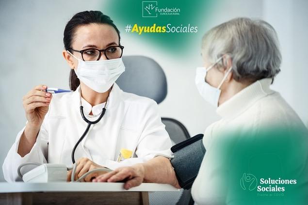 EUROCAJA RURAL | Enfermos de larga duración y la tercera edad, principales beneficiarios de 10 ayudas de 2.000 euros