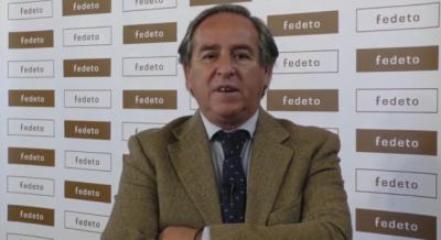 VÍDEO | Ángel Nicolás (FEDETO):