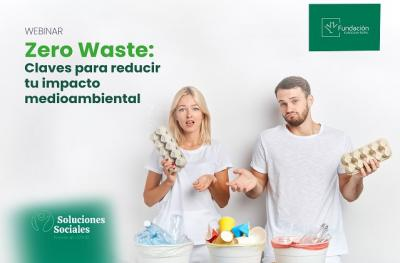 EUROCAJA RURAL | El impacto medioambiental, protagonista del próximo webinar