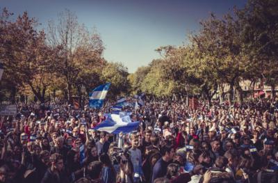 VÍDEO Y FOTOS   Así se vivió la manifestación del 11-N: tres años del 'Talavera por su futuro'