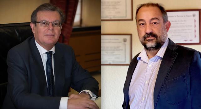 UNIVERSIDAD | Miguel Ángel Collado y Julián Garde concurren a las elecciones a rector de la UCLM