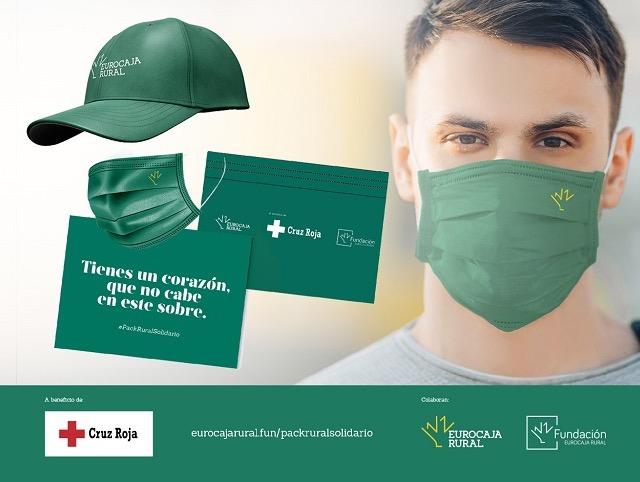 EUROCAJA RURAL   Descubre el 'Pack Rural Solidario' a beneficio de Cruz Roja