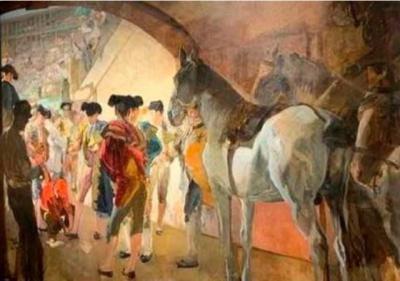 RECLAMA SU PROPIEDAD | Un empresario de Talavera pide suspender la venta en Sotheby's de un cuadro de Sorolla