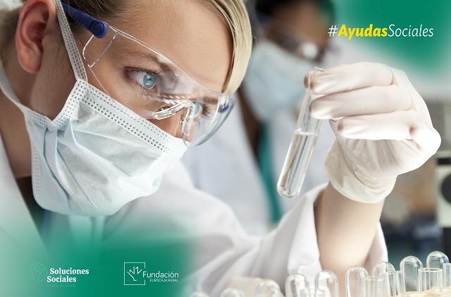 EUROCAJA RURAL | Estos son los premios a la investigación científica de la COVID-19