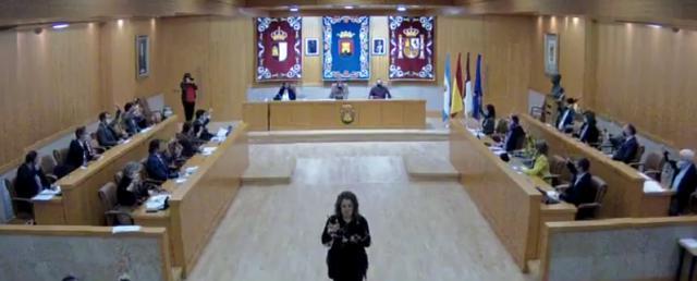 TALAVERA | Unanimidad: La alcaldesa y los concejales de la corporación municipal se congelan el sueldo