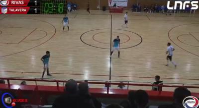 FUTSAL | El Soliss FS Talavera no pasa del empate contra el Rivas