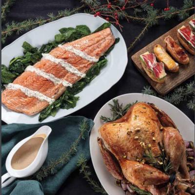 RECETAS | Descárgate las sugerencias de Mercadona para esta Navidad: aperitivos, carnes y pescados