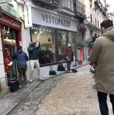 VÍDEO | La felicidad de repartir 15 millones de euros en Toledo