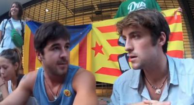 VÍDEO | Un catalán contra castellanomanchegos, extremeños y andaluces:
