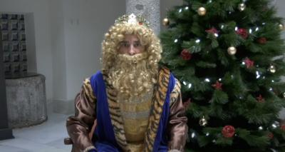 VÍDEO | Los Reyes Magos llegarán a los hospitales de Talavera y Toledo