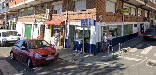 Administración N.3, calle Tornavacas | Google Maps