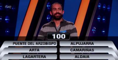 RTVE (VÍDEO)   Talavera, Puente y Lagartera en el programa 'Saber y ganar'