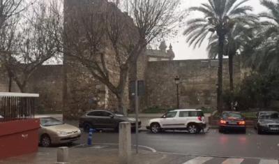 VÍDEO | Vuelve a nevar en Talavera