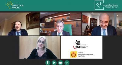 WEBINAR | Fundación Eurocaja Rural y ANDEMA acercan las claves de la internacionalización a las marcas familiares