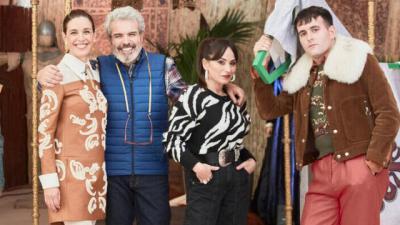 TV   'Maestros de la costura' visita el parque Puy du Fou de Toledo