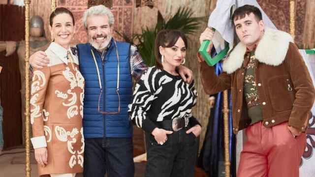 TV | 'Maestros de la costura' visita el parque Puy du Fou de Toledo