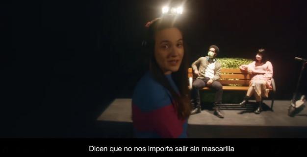 VIDEO | El anuncio para concienciar a los jóvenes a tomar medidas frente al Covid-19
