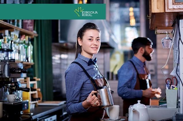 EUROCAJA RURAL | Apoya a bares y restaurantes eliminando los gastos fijos por sus TPV´s