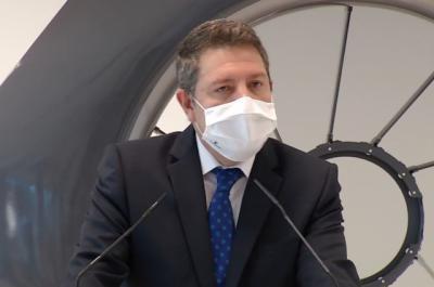 PANDEMIA | Page anuncia que CLM relajará sus medidas restrictivas