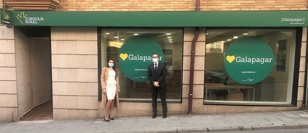 SIGUE CRECIENDO | Eurocaja Rural combate la recesión abriendo nueva oficina en Galapagar