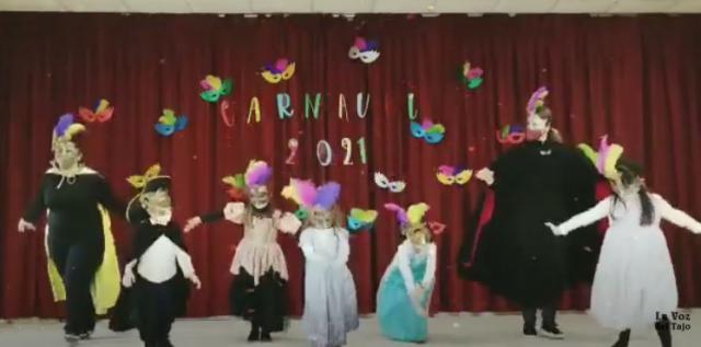 VÍDEO | Carnaval seguro en Cervera de los Montes