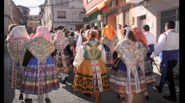 TORRICO | 'Carnaval de Ánimas', videopoema de José María Gomez
