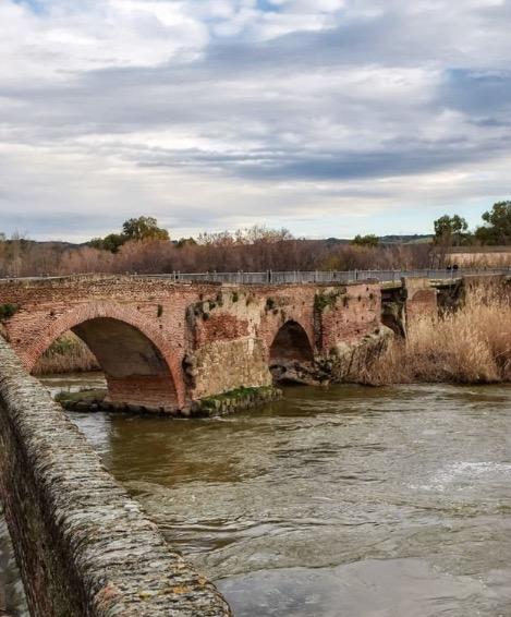 Puente Romano | @turimotalavera