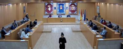 VÍDEO | Vox Talavera vota una moción de violencia de género y luego recula: