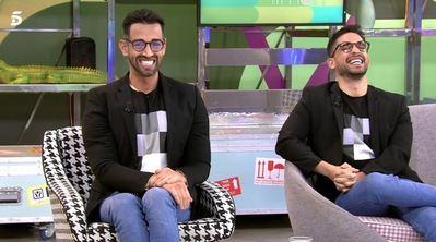 VÍDEO | ¡Iguales! Descubre al 'gemelo' del periodista talaverano Miguel Frigenti