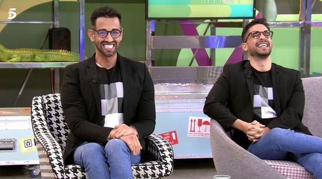 Josep Ferré y Miguel Frigenti | Sálvame