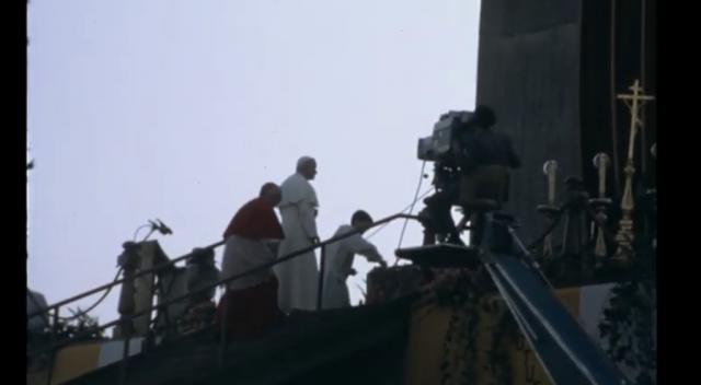 TOLEDO | Vídeo inédito de la visita del Papa Juan Pablo II en 1982