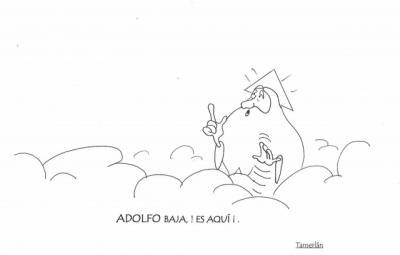 VIÑETA Y VERSOS | Recuerdo y homenaje a Gustavo A. Muñoz Gil