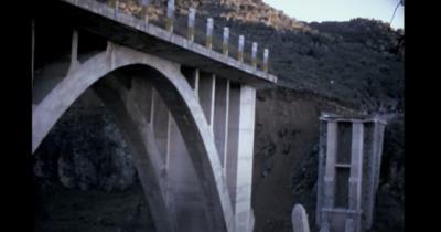 TOLEDO | El impresionante vídeo de la voladura del Puente de la Degollada