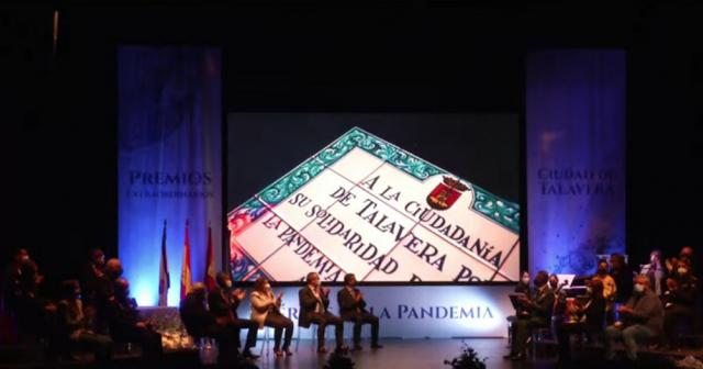 TALAVERA | Una placa cerámica reconocerá 'la solidaridad de los ciudadanos durante la pandemia Covid'