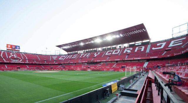 Estadio Ramón Sánchez Pizjuán Europa Press