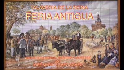 'Las Ferias de San Isidro de Talavera', por José María Gómez