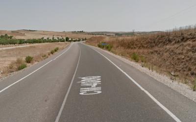 Un fallecido por una colisión frontal en Burujón