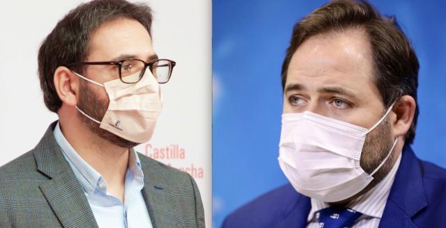 Sergio Gutiérrez (izq) y Paco Núñez (dch)